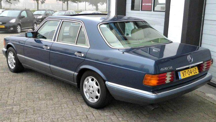 Mercedes-Benz 420 SE (W126)