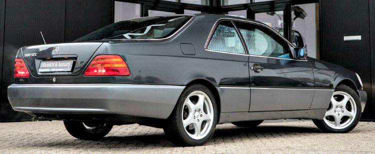 Mercedes-Benz 500 SEC (C140) '93