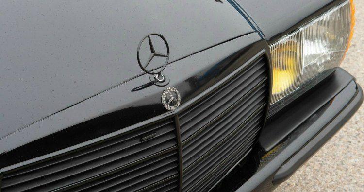 Mercedes-Benz 500 TE Wagon AMG (S123) '79