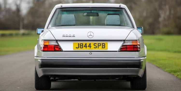 Mercedes-Benz 500 E (W124) '91