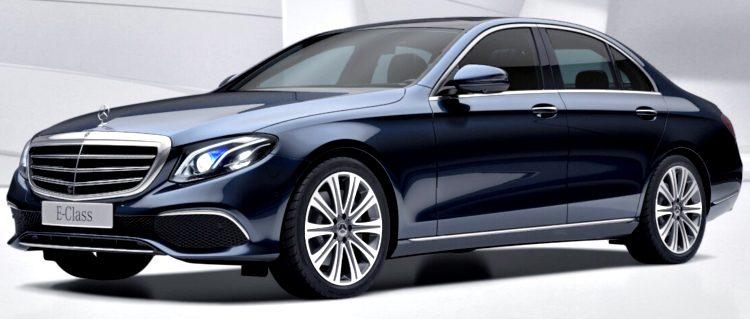 Mercedes-Benz E350 (W213) '19