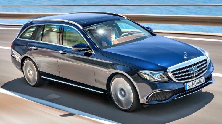 Mercedes-Benz E350d Estate '19