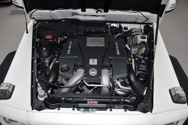 Mercedes-Benz G63 AMG 6x6 (W463) '14