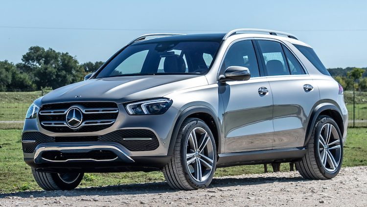 Mercedes-Benz GLE 300 d 4Matic '19