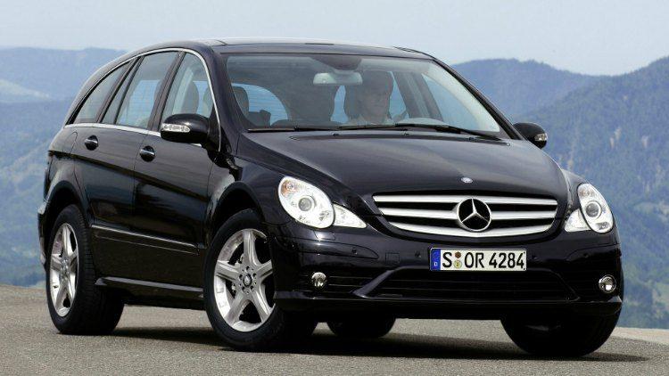 Mercedes-Benz R300 (W251) '07