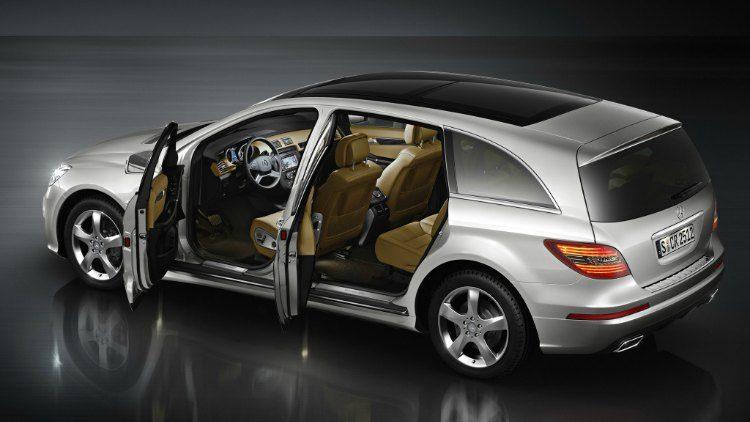 Mercedes-Benz R350