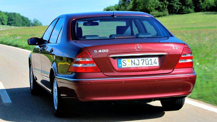 Mercedes-Benz S400 CDI (W220) '00