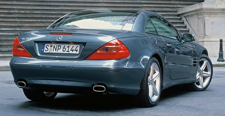 Mercedes-Benz SL500 (R230) '04