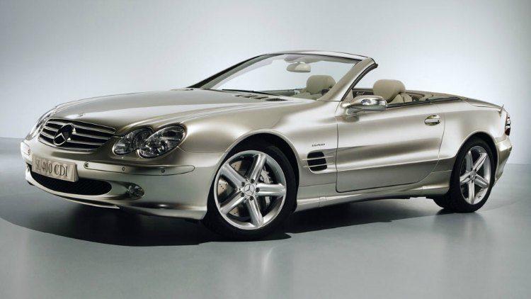 Mercedes-Benz SL400 CDI (R230)