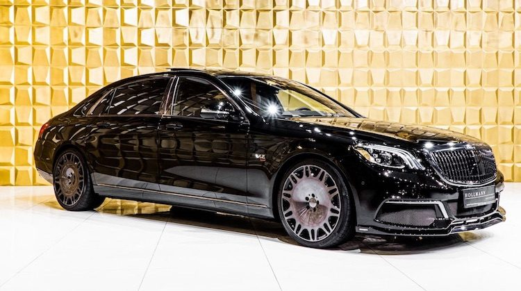 Brabus Maybach Rocket