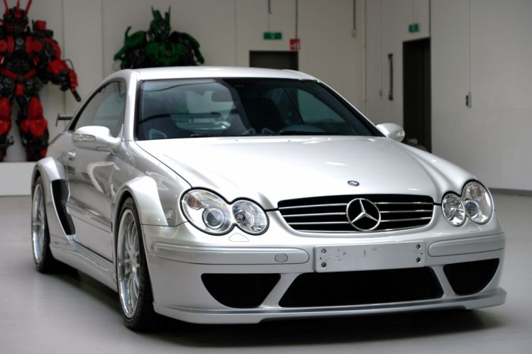 Mercedes CLK Occasion