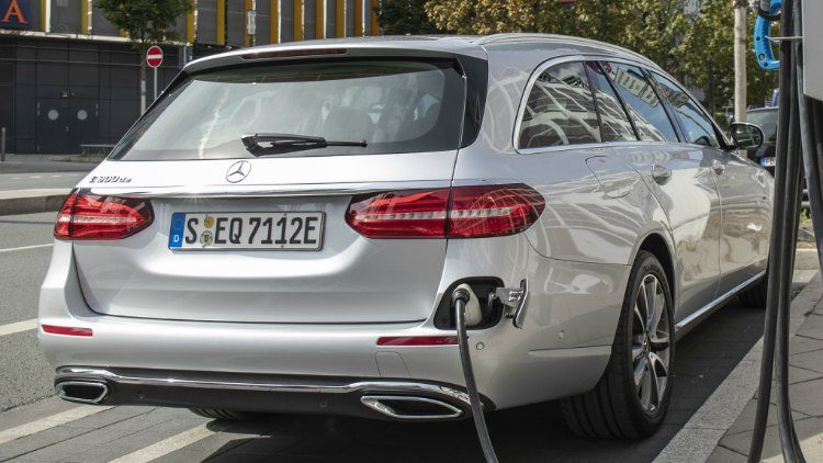 Mercedes-Benz E 300 de Estate Avantgarde Line (S213) '19