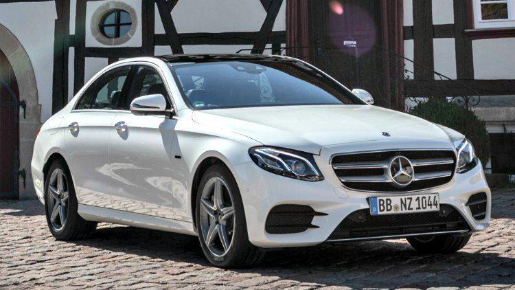 Mercedes-Benz E300 de AMG Line (W213)