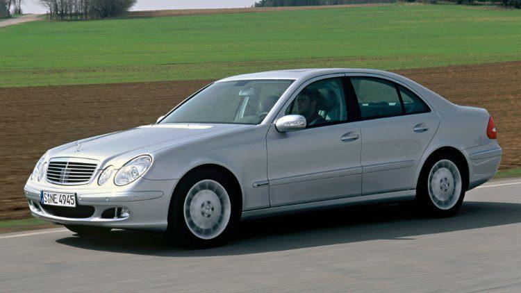 Mercedes-Benz E400 CDI (W211) '02