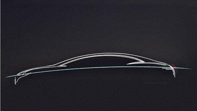 Mercedes EQ-concept