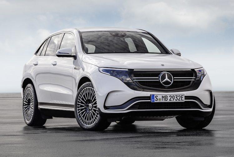 Dit is de prijs van Mercedes' volledig elektrische EQC