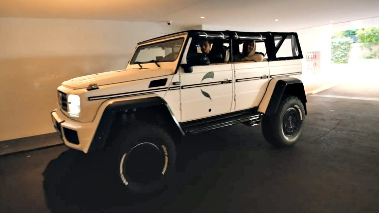 Mercedes-Benz G500 4X4 'Lord Hans' '19
