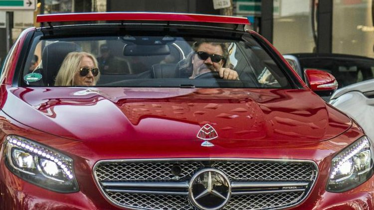 Mercedes-Maybach S650 Cabriolet (A217)