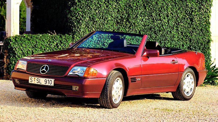 Mercedes-Benz 600 SL (R129) '91
