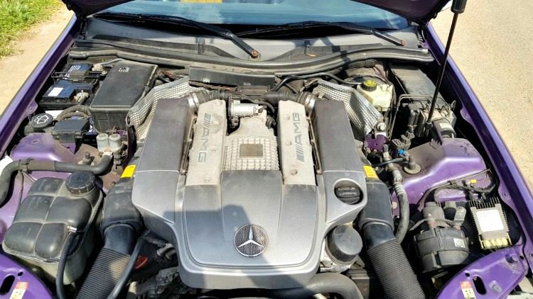 Mercedes-Benz SLK 32 AMG (R170) '02