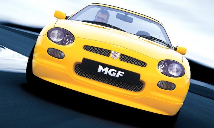 MG F Trophy 160 SE '01
