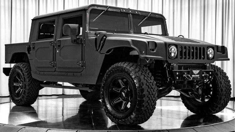 Mil-Spec Hummer H1 Launch Edition '19