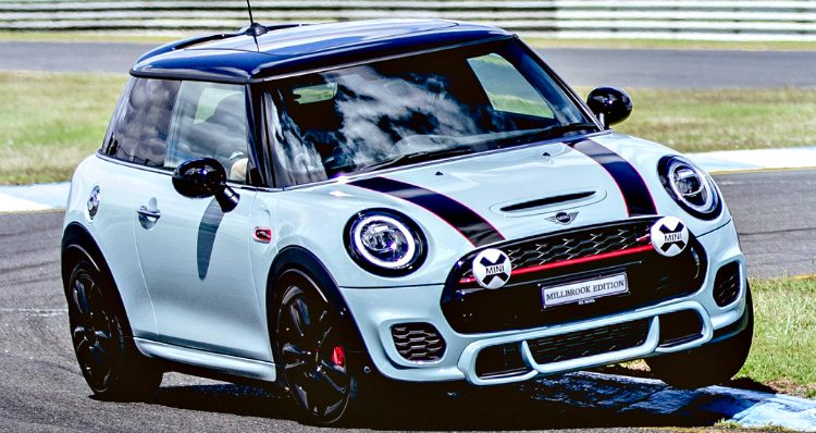 MINI Cooper S John Cooper Works Millbrook Edition (F56) '19