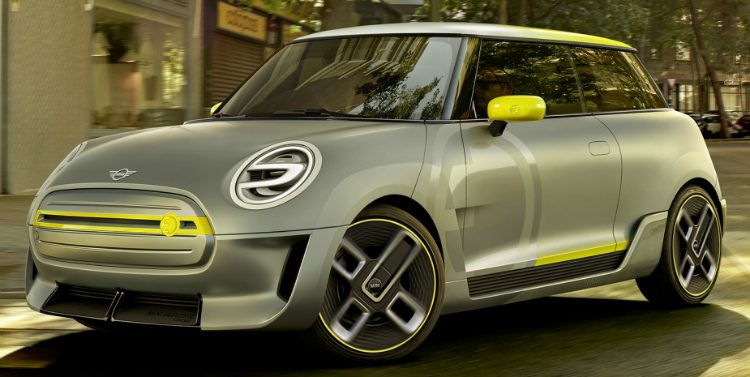 MINI Electric Concept '17