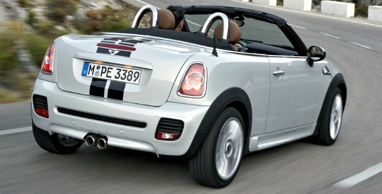 MINI Roadster John Cooper Works (R59) '12