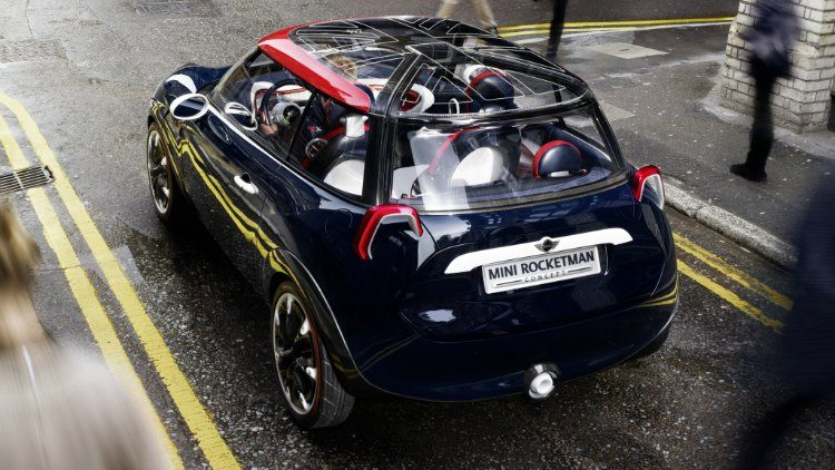 MINI Rocketman Concept '14