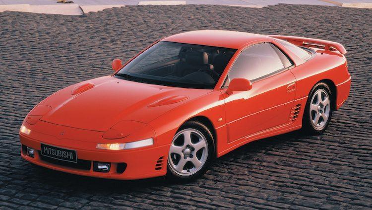 Mitsubishi 3000GT VR-4 (Z16A) '90