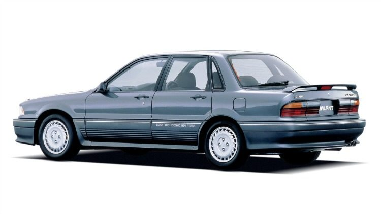 Mitsubishi Galant VR4 '87