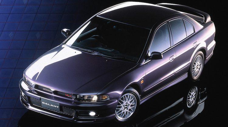 Mitsubishi Galant VR-4 Type-S (EC5A) '96