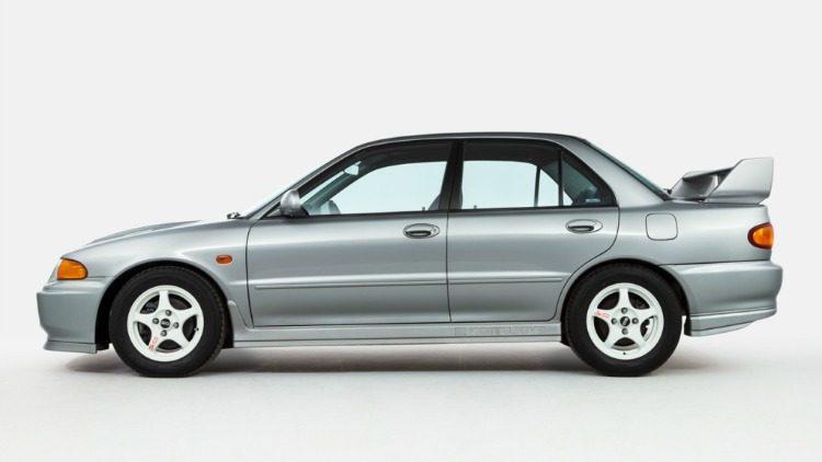 Mitsubishi Lancer Evolution III GSR (CE9A)