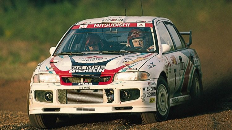Mitsubishi Lancer Evolution III GSR '95