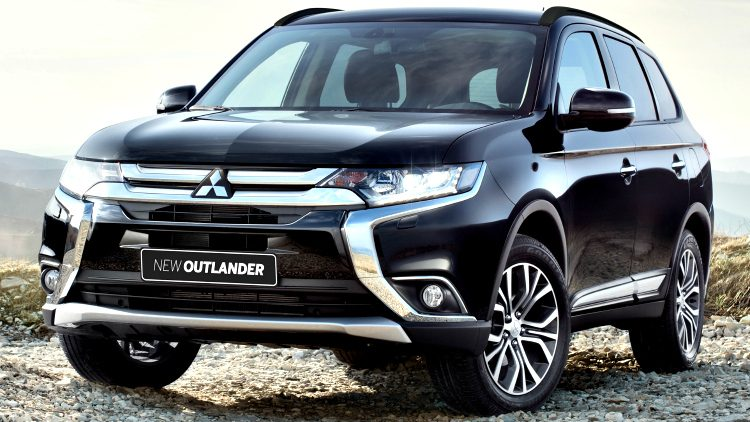 Mitsubishi Outlander 2.0 Business Edition (ZK) '15