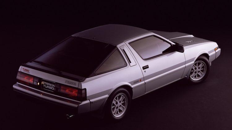 Mitsubishi Starion Turbo GSR-III (E-A183A) '82