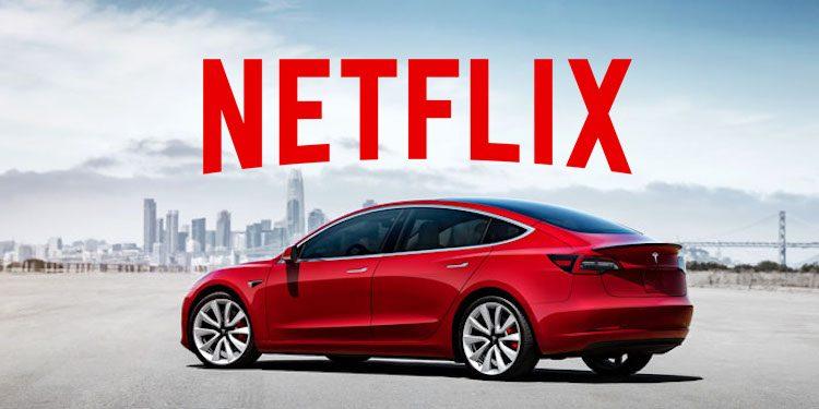 Netflix komt naar Tesla: dit moet je weten