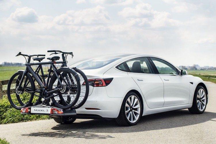 Trekhaak op Tesla Model 3, maar niet voor iedereen