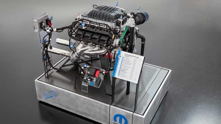 Dit kost de Hellephant krat-motor met 1.000+ pk!
