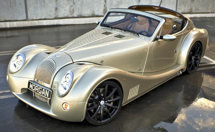 Morgan Aero SuperSports '11