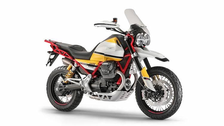 Moto Guzzi V85: een budget alternatief voor een BMW R1250GS ?