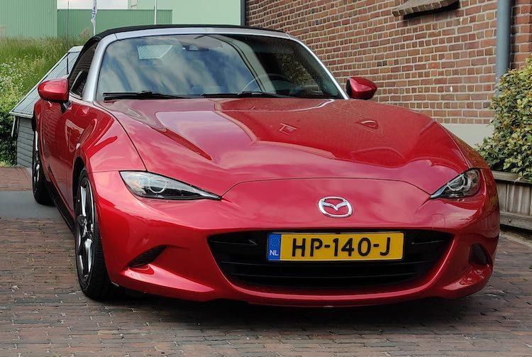 Autoblog Garage: dit is mijn Mazda MX-5 ND