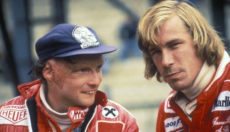 Niki Lauda - James Hunt