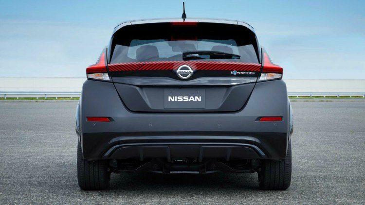 Nissan Leaf e+ Dual Motor Concept '19