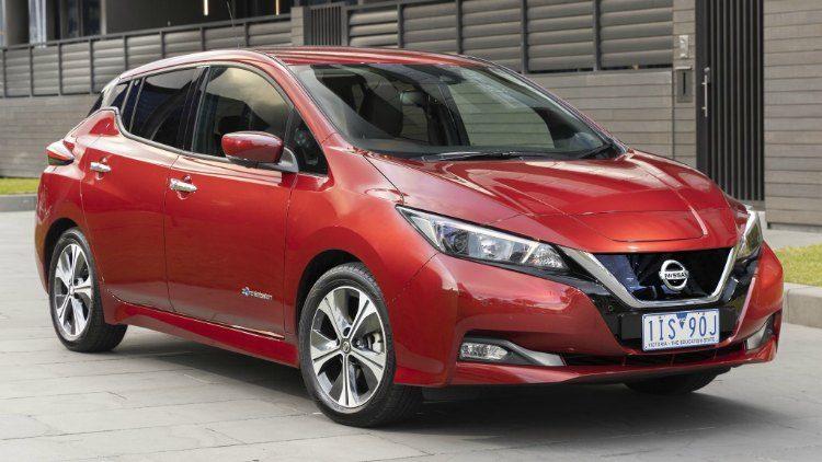 Nissan Leaf 40 kWh Acenta '19