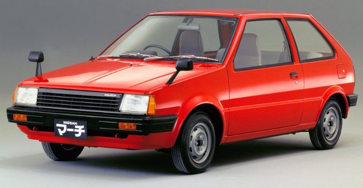 Nissan March '82