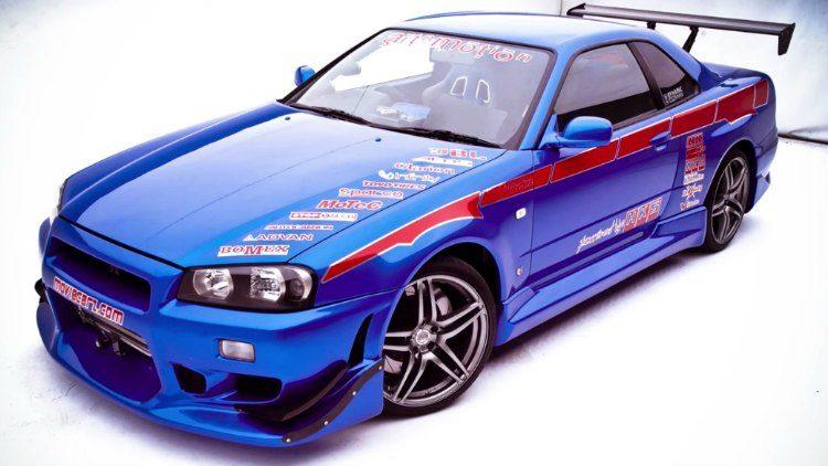 Nissan Skyline GT-R R34 V-Spec (R34) '99