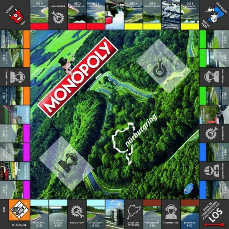 Nürburgring Monopoly