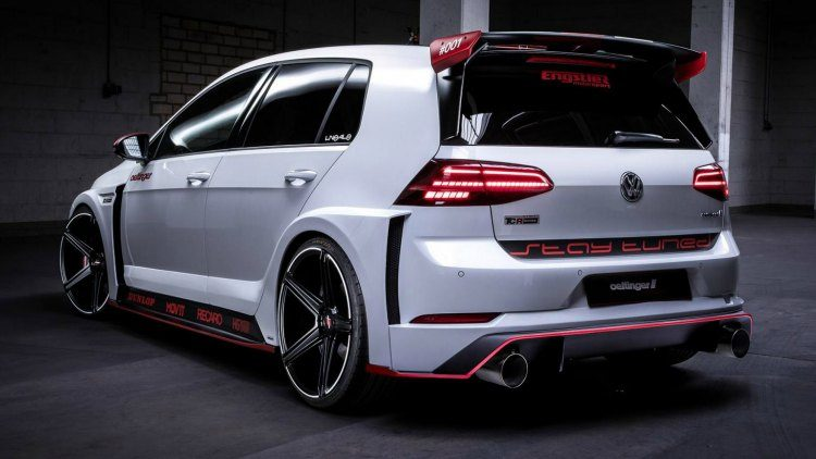 Oettinger Golf GTI TCR '19